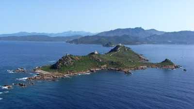 L'archipel des Iles Sanguinaires, Tour Génoise