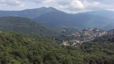 La région d'Alta Rocca