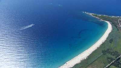Golfe de Sagone et baie de Liscia