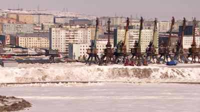 La ville portuaire