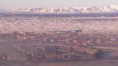 Les conditions extrêmes de la ville industrielle la plus au nord du monde