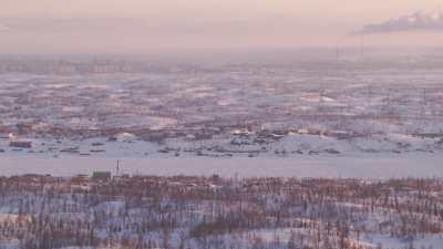 Environs de Norilsk