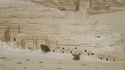 Vestiges nabatéens d'Hegra