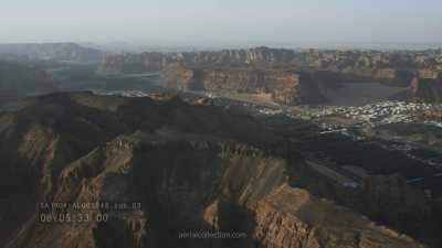 La vallée de Al-Ula