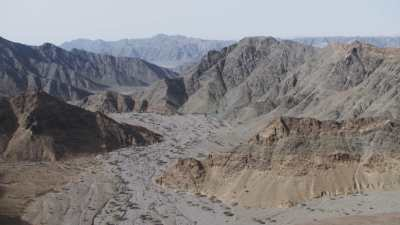 Paysages désertiques près de Al-Ula