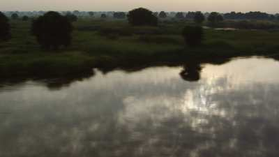 Le Nil Blanc au nord de Djouba