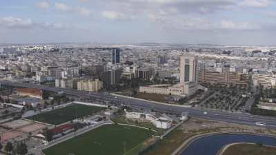 Tunis, centre ville