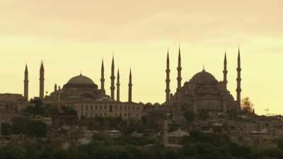 Les Mosquées et le palais Topkapi