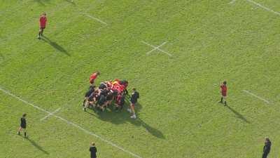 Match de Rugby, Université
