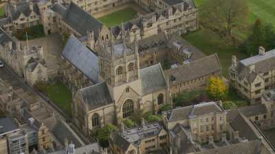 Les Clochers d'Oxford