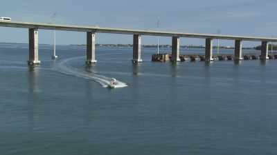 Les immenses ponts de long Key