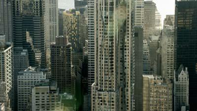 New-York, Manhattan le soir