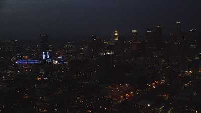 Los Angeles de nuit