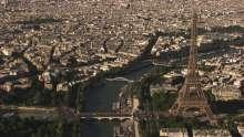 Travelling de la Tour Eiffel vers la BNF