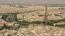 La Tour Eiffel, plans larges et rapprochés